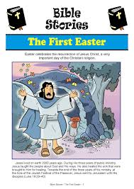 my little house the easter story and easter coloring pages