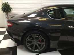 maserati granturismo grey used maserati granturismo v8 s 2dr automatic for sale in