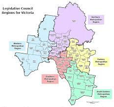 Councils Of Melbourne Map Legislative Council Archives Melbcity Aumelbcity
