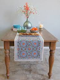 Coffee Table Runners 90 108 120 Inch Table Runner India Table Runner Wedding