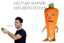 Vegetable Meme - orange vegetables tumblr