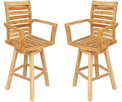 what is the best for teak furniture st moritz genuine grade a teak swivel bar armchairs set of 2 world s best outdoor furniture teak lasts a lifetime assembled