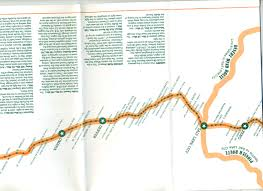 California Zephyr Route Map by Amtrak California Zephyr Route Pictures To Pin On Pinterest