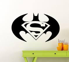 Batman Home Decor Batman Silhouette Sticker Reviews Online Shopping Batman