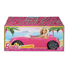pink glitter car dolls toy dolls u0026 accessories kmart