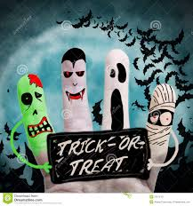 List Of Halloween Monsters by Halloween Monsters Royalty Free Stock Photography Image 33318707