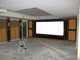 ceiling same color as walls is it ok to house the projector inside a drop ceiling images