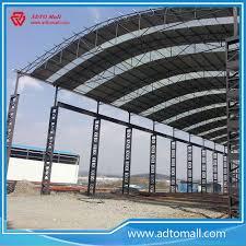 high quality light prefab steel structure warehouse workshop