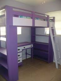 loft bed plans how to build a budget loft bed woodworking free