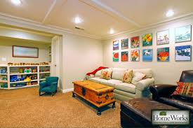 How To Remodel A Living Room Homeworks Basement Remodeling Specialsts