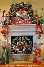 christmas mantel decor 25 gorgeous christmas mantel decoration ideas tutorials hative