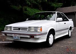 old subaru wagon subaru leone rx all wheel drive turbo survivor original no reserve