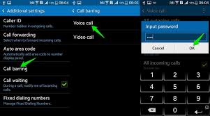 call android how to block calls numbers android ubergizmo
