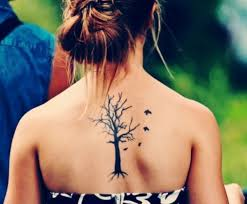 Tattoos For Middle Of Back 100 Back Ideas For With Pictures Meaning