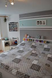 wandgestaltung grau die besten 25 graue schlafzimmer wände ideen auf