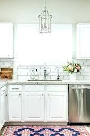 white subway backsplash white subway tile kitchen backsplash grout color cool kitchen ideas