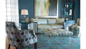 Patterned Armchair Design Ideas The Blue Accent Chairs For Living Room Costa Home Throughout