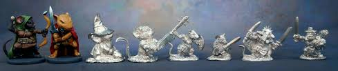 Splintered Light Miniatures Splintered Light Ww And Mouslings A Question Of Scale General