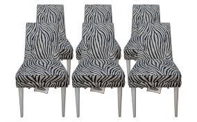 Designer Upholstery Fabric Ideas Cool Viyet Designer Furniture Seating Jonathan Adler Zebra Print
