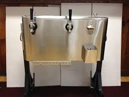 jockey box rental jockey box 2 tap stainless steel rental 100
