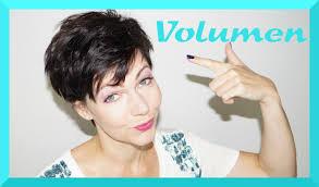 Kurzhaarfrisuren F Feines Haar by Volumen Für Feines Haar Tipps Und Tricks Produkte