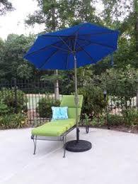 Patio Umbrella Wedge Patio Umbrella Bases Your Guide To Getting The Right Umbrella