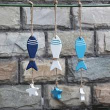 Diy Nautical Decor Popular Small Wooden Fish Decoration Buy Cheap Small Wooden Fish