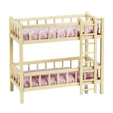 Dolls Bunk Beds Uk Wooden Doll S Houses Accessories