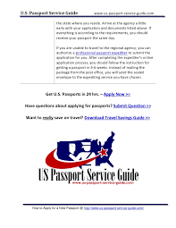 how to get a new passport
