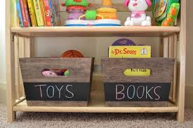 How To Make A Wooden Toy Box With Lid by 9 Tips For Storing Kids U0027 Toys Sparefoot Blog