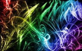 rainbow lights rocketdock
