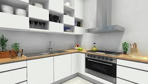 diy kitchen furniture plan your kitchen with roomsketcher roomsketcher