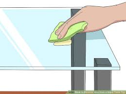 How To Get Wax Off Wood Table How To Get Wax Off A Table Table Designs