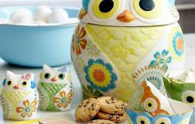 owl kitchen canisters kitchen theme decor sets mada privat