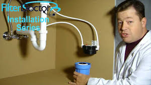 Water Filter Systems For Kitchen Sink Pentek 158002 Sink Water Filter System Installation