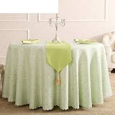 Coffee Table Cloth by Hotel Round Table Cloth Continental Restaurant Table Linen