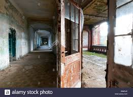 Abandoned Place by Beelitz Heilstaetten Former Tb Hospital And Russian Military Stock