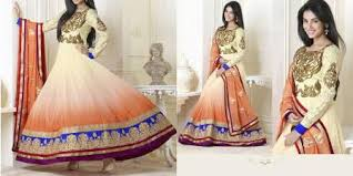 stylish long frock suits princess dress for girls in pakistan india