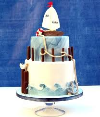 boat cake topper boat cake topper like this item sailboat babycakes site