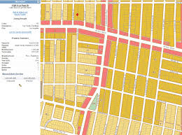 Los Angeles Crime Map by Zoom In L A County Zoning Map Shows What You Can Build And Where