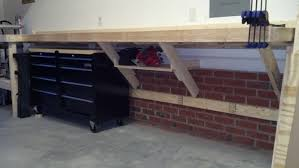 Tool Bench For Garage Cool Work Bench The Garage Journal Board