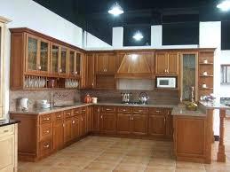 oak kitchen furniture mdf wood kitchen cabinets alhenaing me