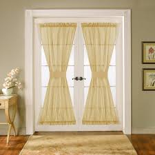 Doorway Curtain Ideas French Door Curtains Design Ideas Home Decor News