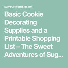 the 25 best cookie decorating supplies ideas on pinterest