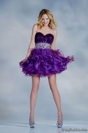 short purple prom dresses 2016 2017 b2b fashion