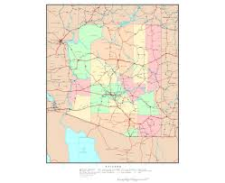 Maps Of Arizona Best Of Diagram Us Interstate Map Vector More Maps Diagram And