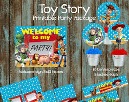 toy story food label etsy