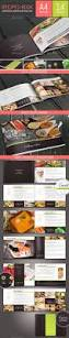 recipes book brochure template by dogmadesign graphicriver