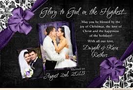 wedding thank you cards outstanding wedding thank you christmas