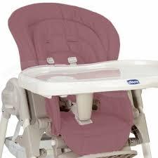 harnais chaise haute chicco chicco housse pour chaise haute polly magic rosé en promotion